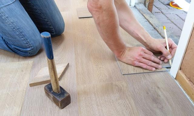 Renovatievloer laten aanleggen