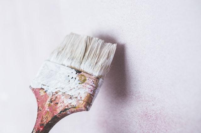 Wat gebruik je om binnendeuren te schilderen?