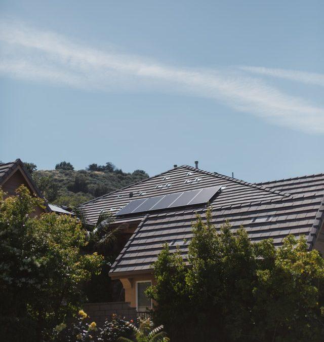 Een dakscan voor zonnepanelen