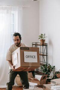 kantoor verhuizen